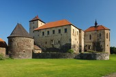 Svihov castle,  Czech Republic