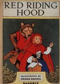 Red Riding Hood by Blackie 1910s UK childrenÕs Frank Adams