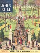 John Bull 1952 1950s UK parks magazines