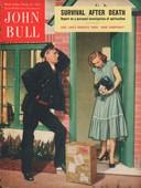 John Bull 1952 1950s UK postman postmen magazines
