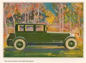 Brougham Car 1925 1920s USA cc cars