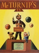 Mr TurnipÕs TV   1950s UK mcitnt childrens programmes Mr Whirligig characters    childrenÕs